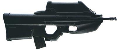 5,56-мм штурмовая винтовка FN Р 2000