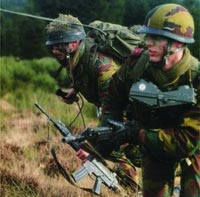Бельгийское стрелковое оружие XXI столетия