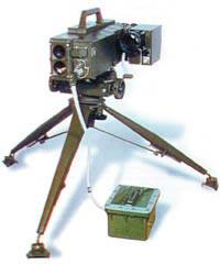 Лазерный цеелуказатель-дальномер 1Д26 для комплекса управляемого вооружения «Грань» для 120-мм минометов