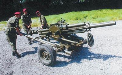 82-мм автоматический миномет 2БМ9 «Василек»