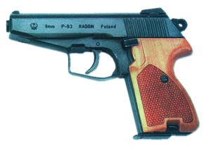 9-мм пистолет «Ванад» wz.93 (Р-93)