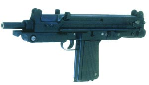 9-мм пистолет-пулемет «Glauberit» wz.84 (РМ-84)