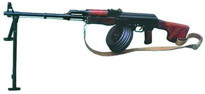 7,62-мм ручной пулемет Калашникова РПК