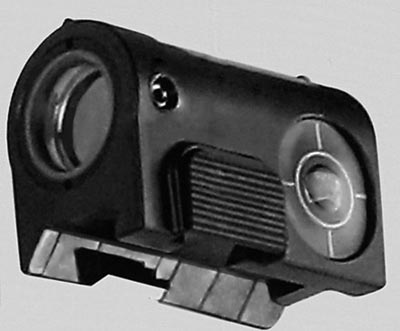 Коллиматорный оптический прицел «закрытого» типа «красная точка» RSA фирмы Hensoldt
