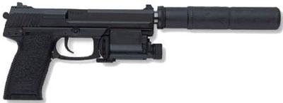 Heckler & Koch Mk23