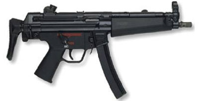 Heckler & Koch MP5N