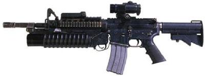 Colt M4A1 SOPMOD