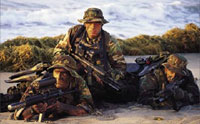 Оружие спецназа: Арсенал армейской элиты