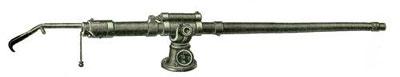 Уточницы Verney-Carron. Своими уточницами прославилась французская фирма Verney-Carron. До полного запрета на массовую охоту на уток завод производил три различных типа пантганов: калибра 33, 42 и 48 мм. Вес таких орудий достигал 240 кг, а длина ствола – 350 см. Они крепились в лодках на заводских стальных лафетах. Фирма Verney-Carron производит уточницы малых калибров и поныне.