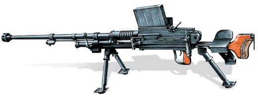 Противотанковое ружье Тип 97, Япония, 1937 год