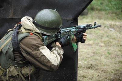 Рассеивание пуль при стрельбе