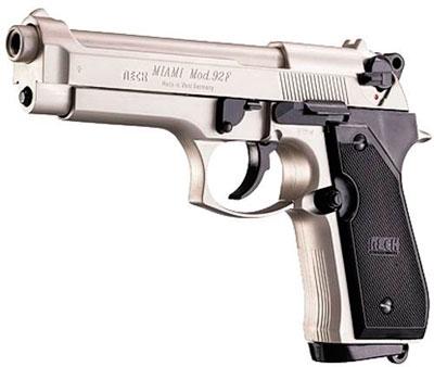 Самый многозарядный газовый пистолет: Reck Miami 92 F