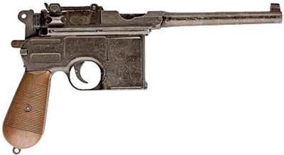 Самый офицерский пистолет: Mauser C96