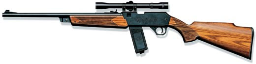 Многозарядная пневматическая винтовка «Дэйзи» модели 990, США