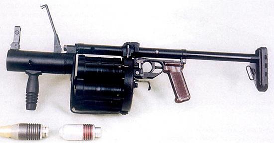 Ручной гранатомет 6Г30