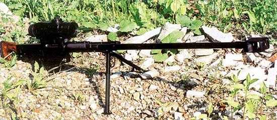 Снайперская винтовка ОСВ-96