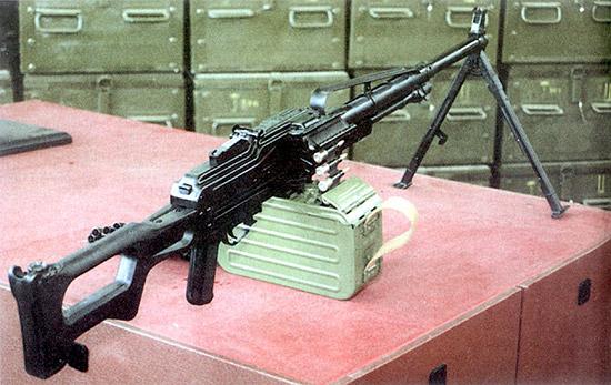 Пулемет «Печенег» уже освоен в производстве на КМЗ