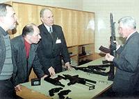 Оружие под индексом АЕК