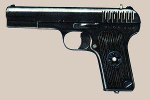 7,62-мм пистолет Токарева обр. 1933 г. (ТТ)