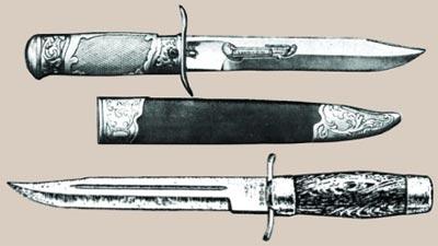 Ножи армейские обр. 1940 г.
