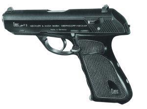 9-мм пистолет Heckler & Koch Р.9S