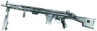 Снайперская винтовка НК G.8
