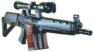 Штурмовая винтовка SIG SG 551-1Р