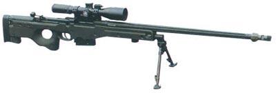 Снайперская винтовка L96А1