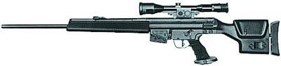 Снайперская винтовка НК PSG.1
