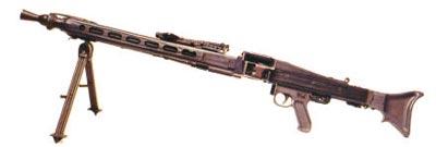 Единый пулемет МG.3