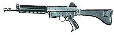 5,56-мм штурмовая винтовка ArmaLite AR-18