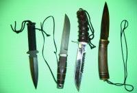 Слово о боевых ножах