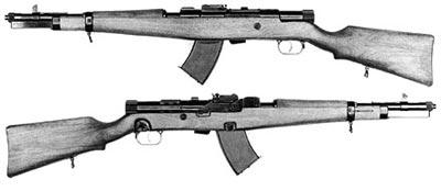 7,75-мм автоматический карабин Фолльмера М.35/III