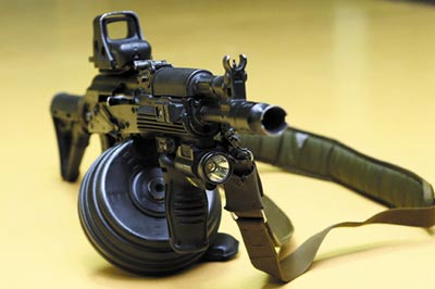Оружие антитеррора