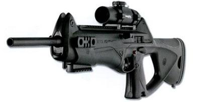 Футуристический полуавтоматический карабин Beretta Cx4 Storm