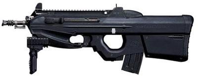Штурмовая винтовка схемы буллпап FN F2000