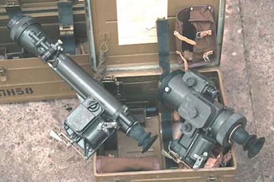 На все автоматы «сотой серии (так же как и на АК74М) могут устанавливаться поствольные гранатомёты ГП-25, ГП-30, и вся гамма армейских оптических прицелов, в том числе и ночных