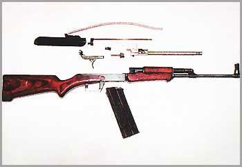 Опытный автомат AO-27