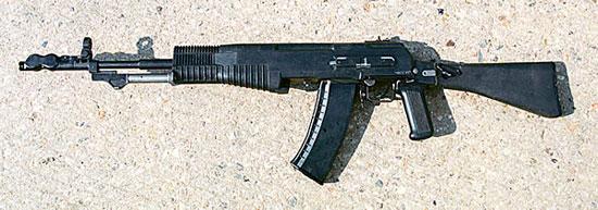 АН-94 так и не стал заменой АК-74.