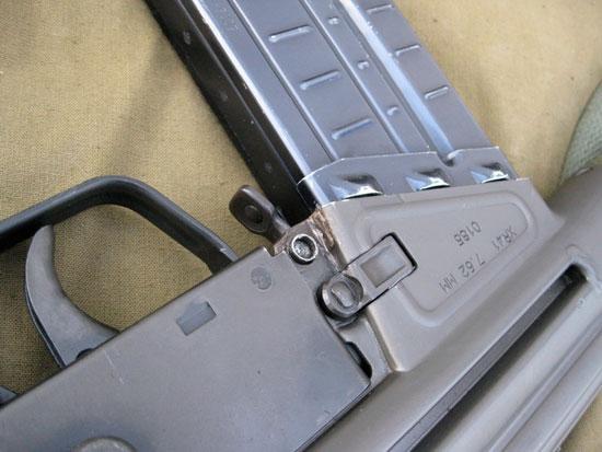 АК-74 против М-16 и G-3