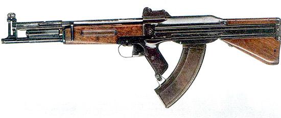 «Бычок» ТКБ-408-2 – один из первых в мире «буллпапов»
