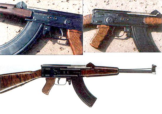Автомат ТКБ-454