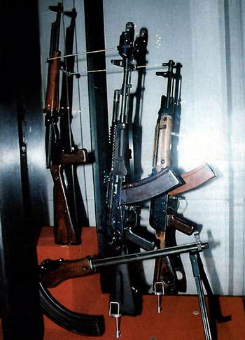 К  80-летнему юбилею Германа Алексеевича в 1998 г. в Тульском музее оружия  открылась экспозиция, в которой впервые показаны его уникальные  разработки