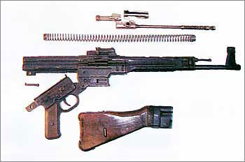 7,92-мм немецкий автомат StG 44 (Sturmgewehr 44)