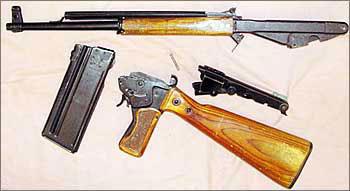 5,45-мм опытный автомат ТКБ-09