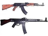 АК-47 и StG-44