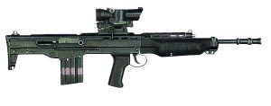4,85-мм автоматическая штурмовая винтовка XL64E5