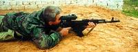 Автомат как оружие снайпера?