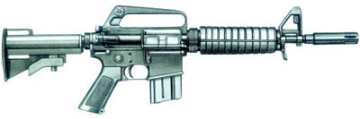 Карабин «Colt Kommando» М4