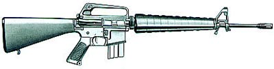 Винтовка М16А1